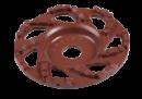 Slipskål Brun 125mm 60/80 grit Till Handhållen betongslip